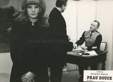 FRANCOISE DORLEAC LA PEAU DOUCE 1964 VINTAGE PHOTO ORIGINAL #2