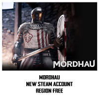 Mordhau PC REGION FREE [Steam Account]