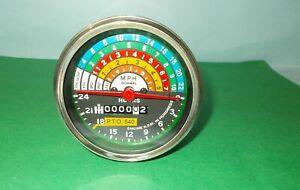 Tachometer for Farmall IH 460 / 560 / 660 Gas Diesel 383093R91