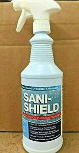 32oz Sani-Shield 3-In-1 Multi-purpose Cleaner