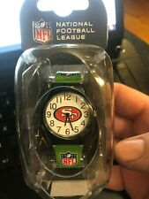 LOT OF 10 BRAND NEW Game Time NFL San Francisco 49ers Kids Watch