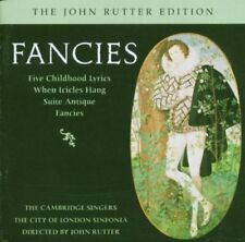 J. Rutter - Rutter - Fancies - Choral and Orchestral Works [CD]