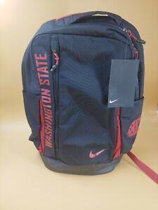 NWT!! Nike Vapor power Washington State Cougars Backpack