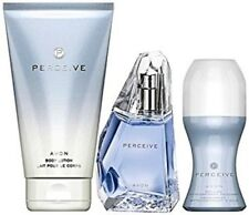 Avon Percieve Perfume - Body Lotion - Roll-on *** Free P&P ****
