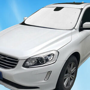 Fit For Volvo XC60  2010-2017 Front Windshield Window UV Block Sun Shade