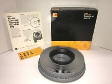 Kodak Carousel Transvue 140 Slide Tray New In Box