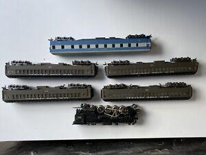 HO Scale Rivarossi  Passenger Car New York Central & Baltimore 1966 Engine Lot