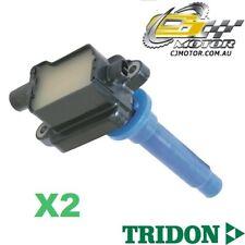 TRIDON IGNITION COIL x2 FOR Kia  Spectra FB 05/01-03/04, 4, 1.8L
