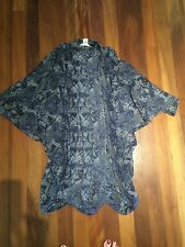 Cape Machine Washable Striped Coats, Jackets & Vests for Women