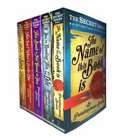 The Usborne Secret Series by Pseudonymous Bosch 5 books set collection Book PB
