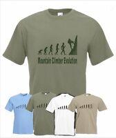 Argent Edition Bergmann MINES MINEUR FOSSE Evolution t-shirt s-xxxl