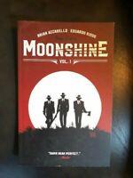 Moonshine Volume 1 by Brian Azzarello (Image Comics TPB)
