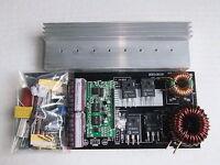 2000W Pure Sine Wave Inverter Power Board Post Sine Wav Amplifier Diy +heat sink