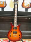 Carlo Robelli HB-1 Sunburst Electric Guitar Used Free Shipping for sale