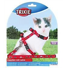 Harness and Lead Set For Kittens Sm Cats Collar TRIXIE 4144