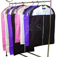 Top Quality Suit Cover Skirt Dress Garment Coat Clothes Shirt Travel Bag Carrier