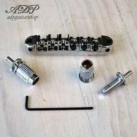 Chevalet Turnomatic Roller Saddle Brigde HW09C LP SG ES Tune-O-Matic CHROME