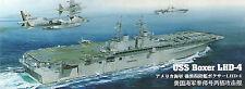 Trumpeter 83405 US Boxer LHD 4 aircraft carrier - USS Flugzeugträger 1:700