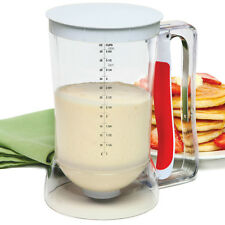 Norpro 1013 Batter Dispenser - Pancake Cupcake Pastry Waffle Crepes 4 cup