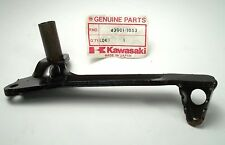 Kawasaki KX80 KX 80 L2-L3 1989-1990 89-90 Footrest Step Bar RH 34028-1267 NOS