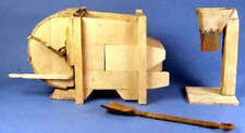 Grain fanning mill   - 1/12 scale reproduction