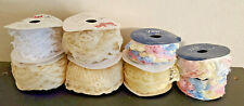 Craft/Sewing Supplies-Spools Laces & Trims-mixed variety!
