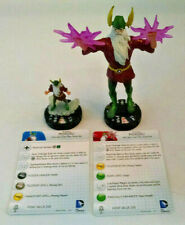 Mordru #056 SR and Mordru #101 LE Heroclix Superman & Legion of Super-Heroes