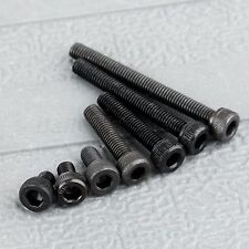 50Pcs M3 Srews 4/5/6/14/16/25/30mm High Quality Iron Hex Hexagon Screw Bolt L/S
