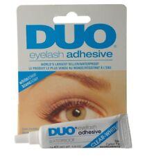 Two Duo Eyelash Glue Clear Adhesive Tone Waterproof 30f