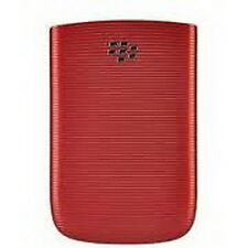 Genuine New Original Red Blackberry Torch 9800 9810 Battery Cover / Battery Door