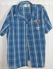 Disney Disneyland Tigger Ready to Pounce Plaid Western Rockabilly Top Women's 1X
