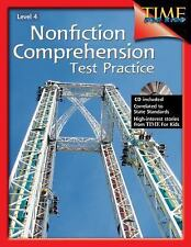 Nonfiction Comprehension Test Practice Level 4-new