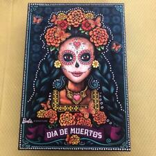 Mattel Barbie Dia De Muertos Doll Katrina Mexico Exclusive unused