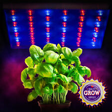 20 Watt LED Grow Lights Hydroponics Dual Band Panel Red Blue for Flowering