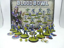 GAMES WORKSHOP WARHAMMER BLOOD BOWL NAGGAROTH NIGHTMARES TEAM PRO PAINTED!!!