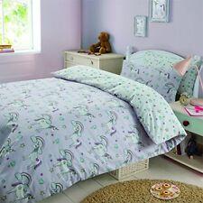 Dreamscene Parure de lit avec Taie D'oreiller pour Enfants - Motif Licorne Ma...