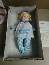 Vintage Doll Horsman HAPPY BABY 1975 4424 American Laugh Giggle