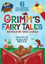 Grimms Fairy Tales: 6 Classic Stories (DVD, 2016) - NEW!!