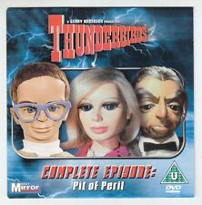 Gerry Anderson's Thunderbirds - Pit of Peril DVD Supermarionation UK Promo R2