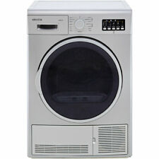 Electra TDC9112S B Rated 9Kg Condenser Tumble Dryer Silver