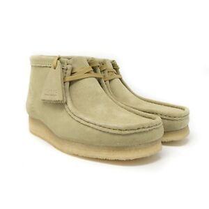 Clarks Originals Wallabee Boot Maple Suede 26155516
