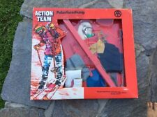"GI Joe Action Team ""POLARFORSCHUNG"" Polar Survey Uniform 1970 HASBRO New In Box"