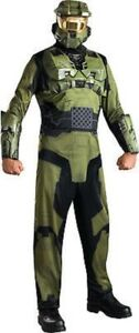 Mens Adult Licensed HALO 3 Master Chief Costume Outfit