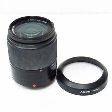 Sony DT 18-70mm f3.5-5.6 Macro Lens 18-70/3.5-5.6 A-Mount