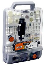 Mini Rotary Tool Kit With 149pc Tool Accessories