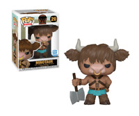 Minotaur Myths Funko Pop Vinyl New in Mint Box + Protector