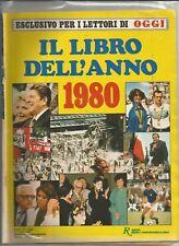 1980 oggi yearbook magazine