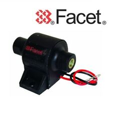 FACET 60302 POSI FLOW 12v FUEL PUMP INC CHECK VALVE 5 -7 PSI - RATED 200 BHP