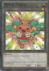 YU-GI-OH CARD: HIPPO TOKEN - YS16-ENT01 1ST EDITION