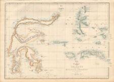 Antique Asian Maps & Atlases Philippines